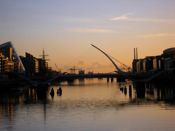 The Liffey, Dublin